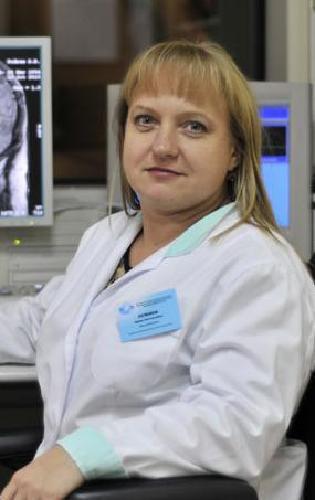 Лужина Ирина Анатольевна